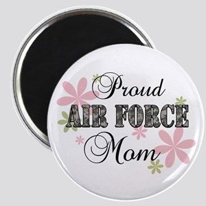 Air Force Mom [fl camo] Magnet